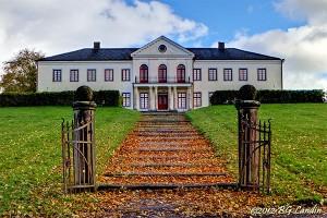 Höst vid Nääs slott