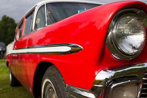 Nya bilder från bilträffen på Näs 130701