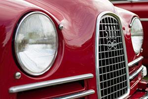 Bilder från bilträffen på Näs 130805