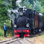 Nya bilder från Anten Gräfsnäs Järnväg 140708