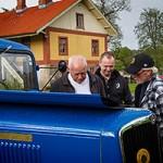 Bilder från bilträffen vid Nääs 150525