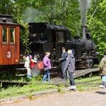 Anten Gräfsnäs Järnväg utfärd 150619
