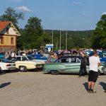 Bilder från bilträffen vid Nääs 160530