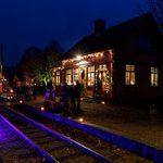 Bilder från AGJ Tomtetåg 181201--09