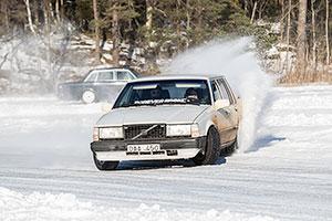 Iskörning Jämnesjö 210213