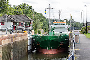 Bildgalleri med sjöfart - 210816